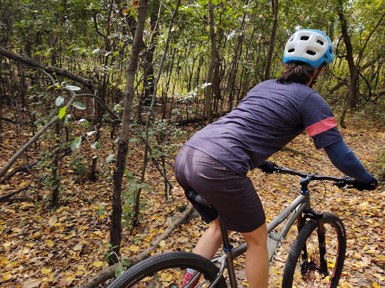 Pinner Shorts Review from Grit and Gear - Pinner Short Back Shot