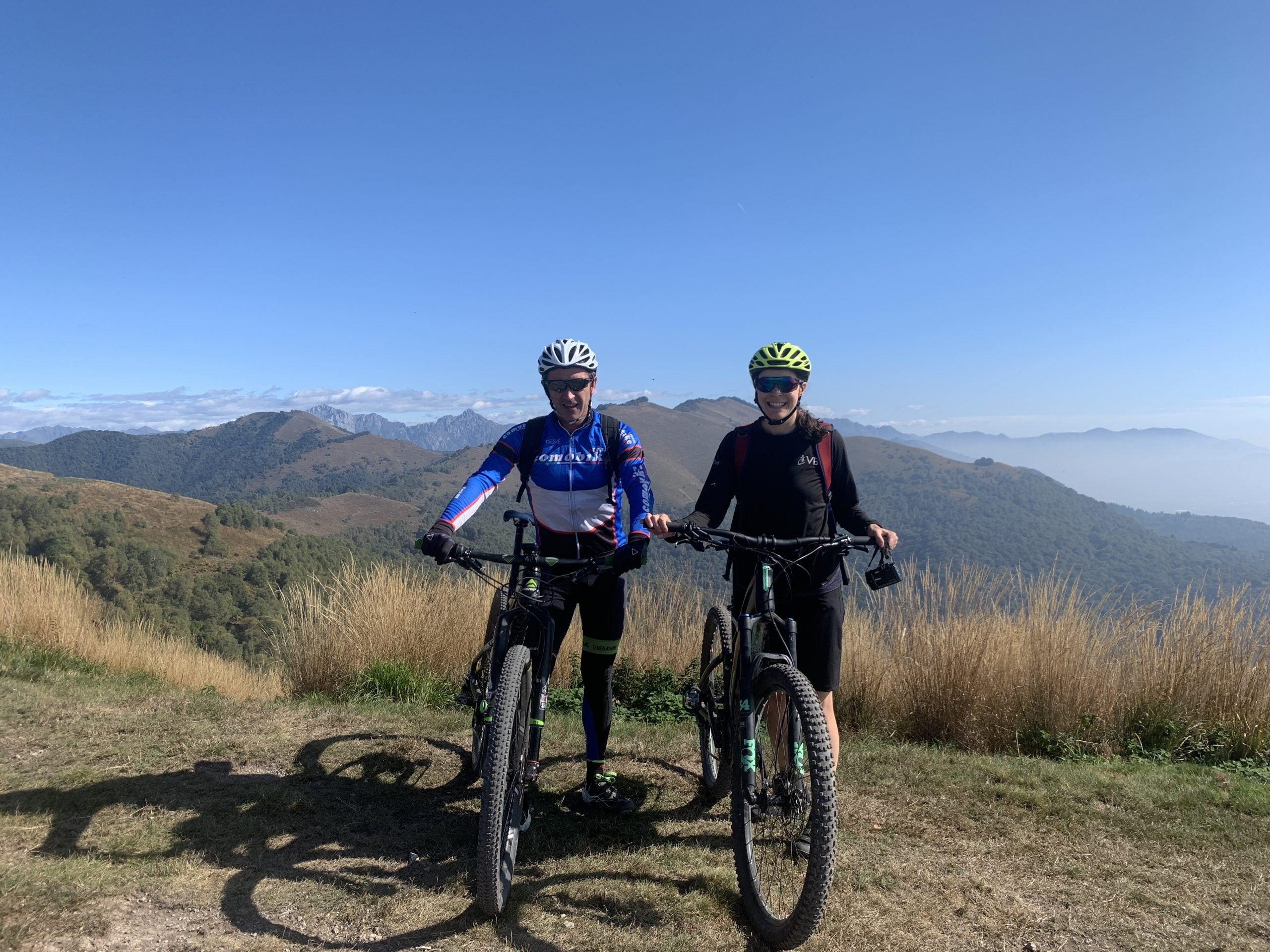 Ride Review: Biking Italy's Lake Como By E-Mountain Bike - Made it to the Top 1
