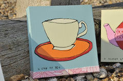 teatime canvases