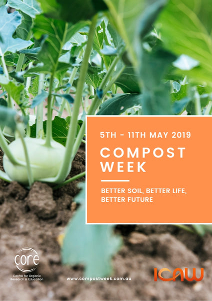 May Masterclass- Composting 101