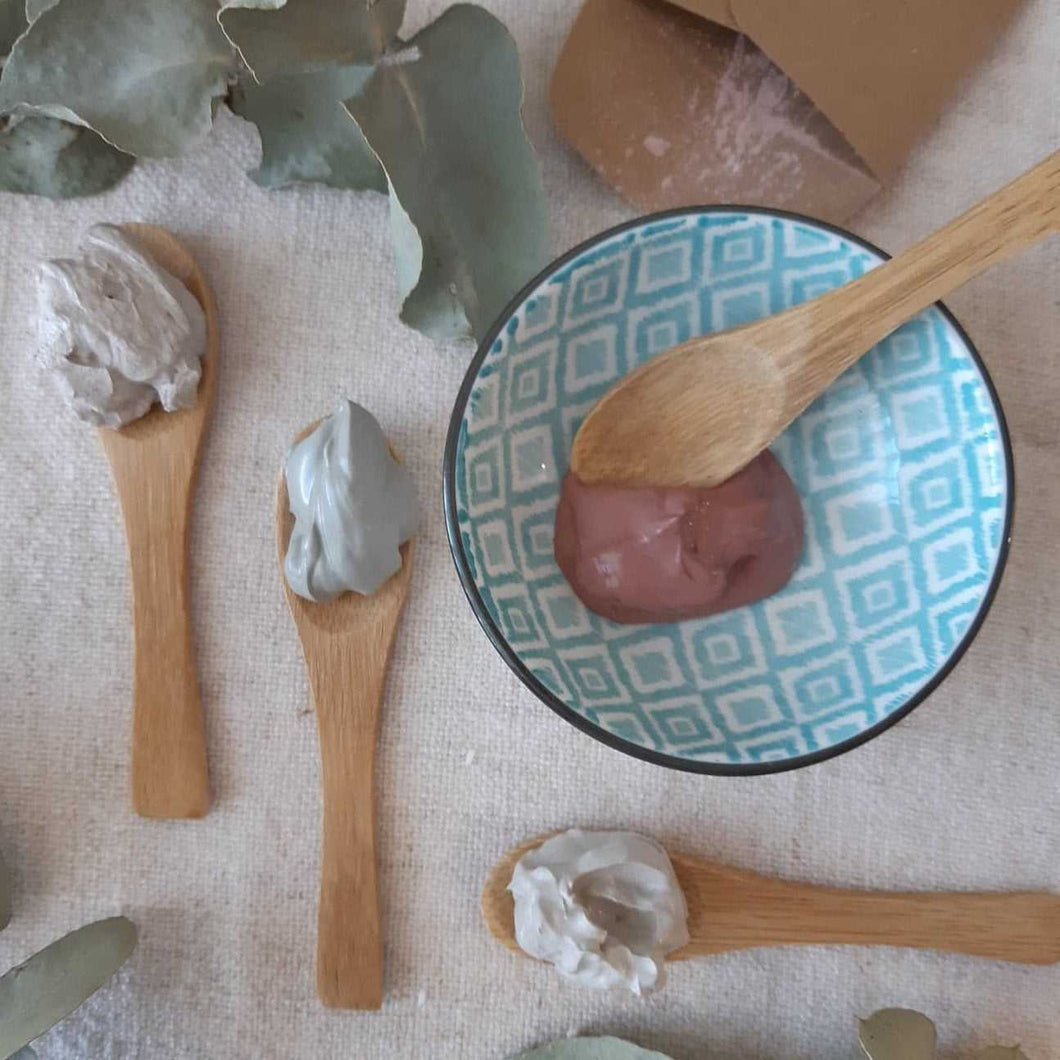Clay Face Masks