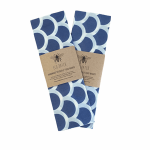 Beeswax Reusable Food Wraps- Single Jumbo