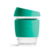 Load image into Gallery viewer, Joco 12oz Reusable Glass Cup