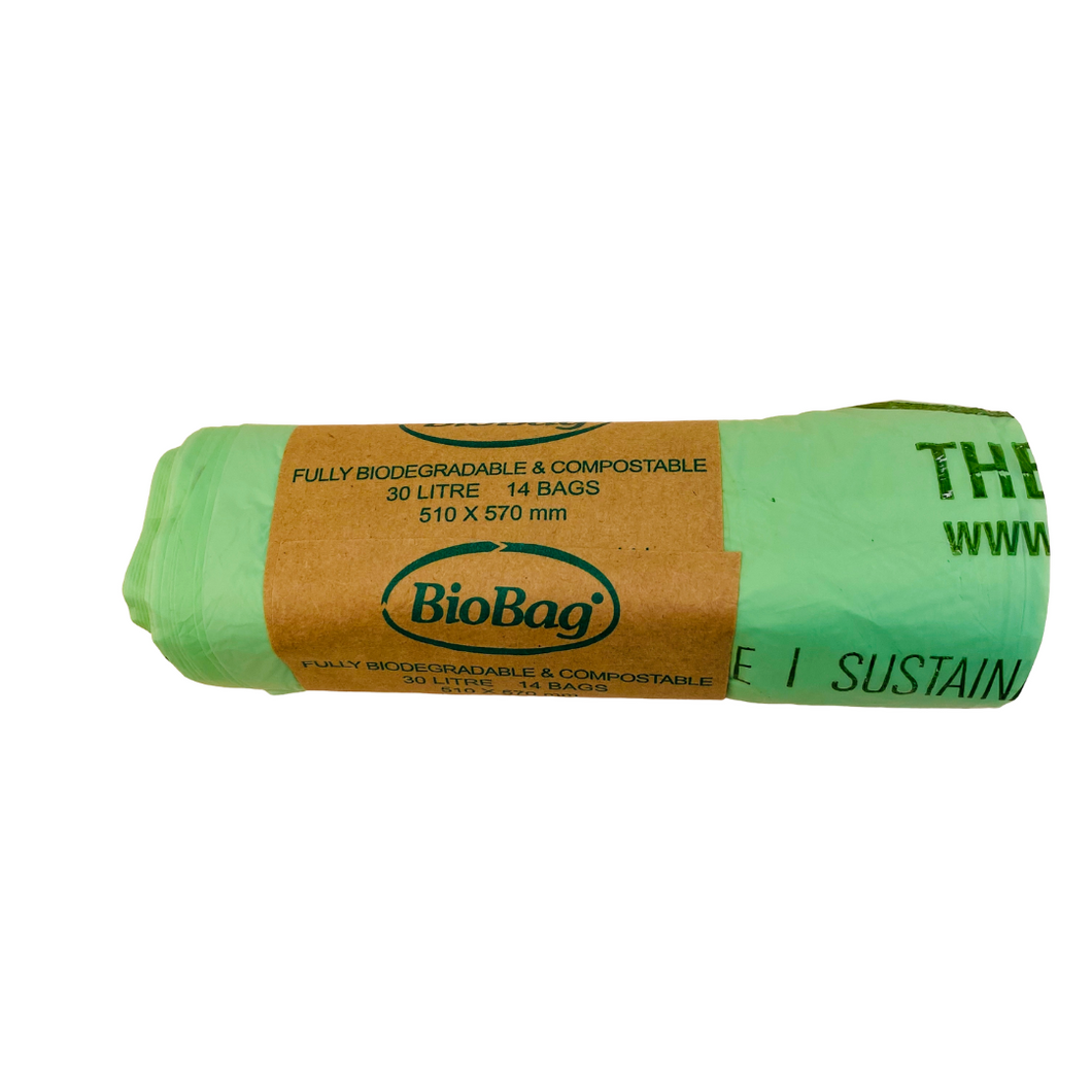 BioBag 30L roll of 14 bags