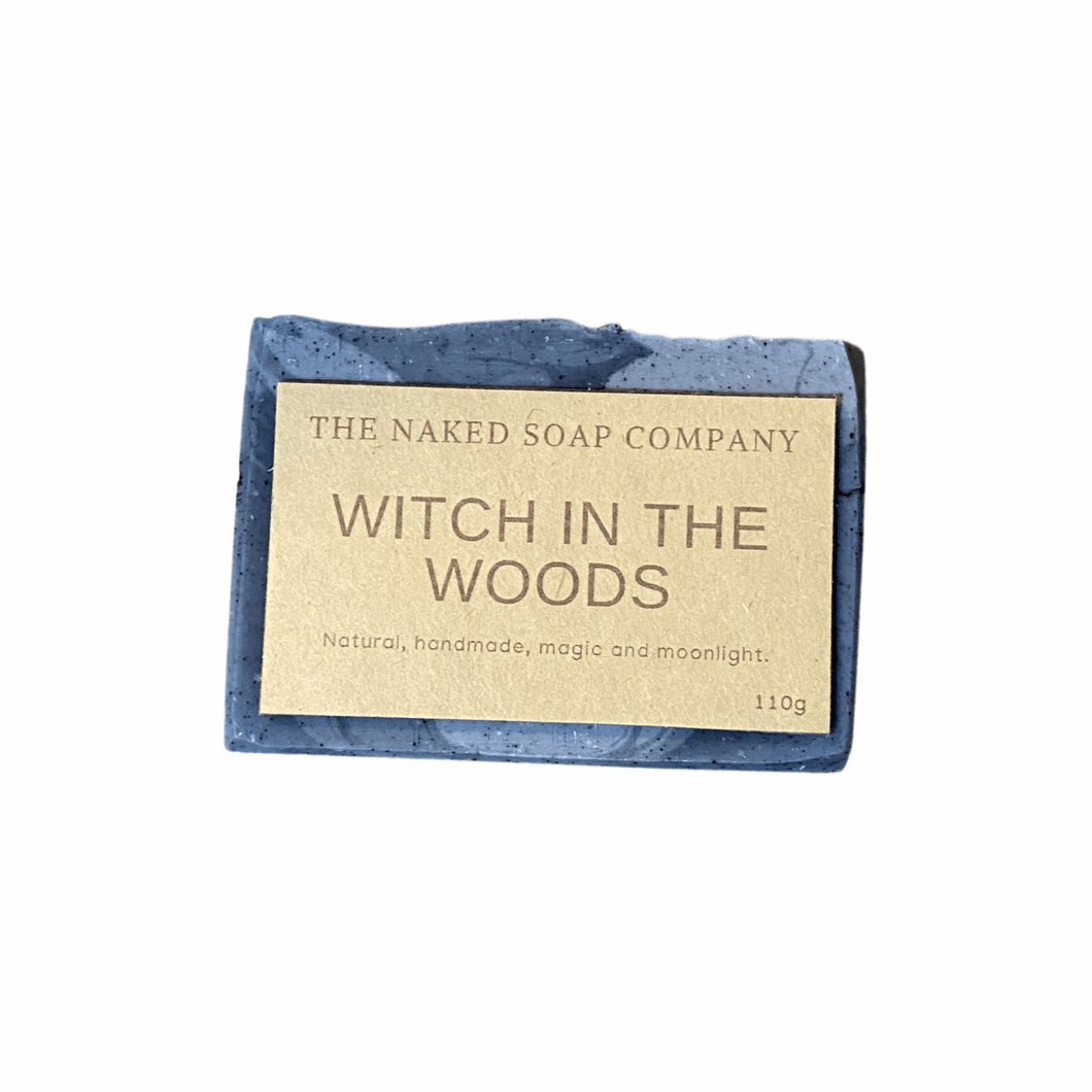 Witch in the Woods Soap