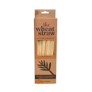 Wheat Drinking Straws
