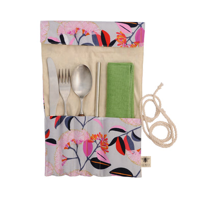 Travel Cutlery Wrap