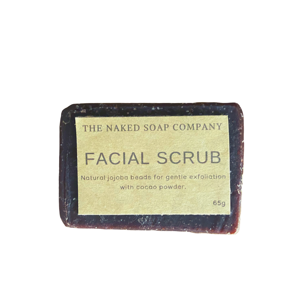 Facial Scrub Bar