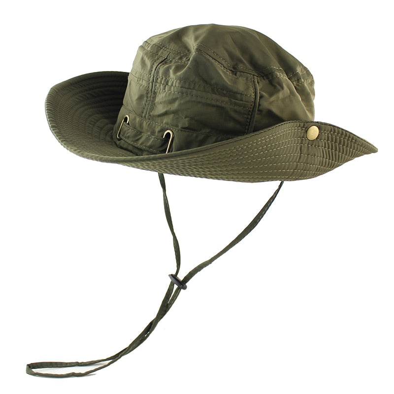 UPF 50+ Beach/Fishing Bucket Hat