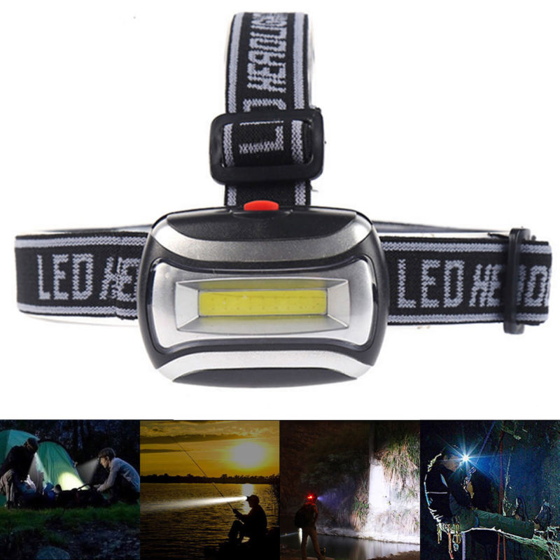 3 Mode 600LM LED Headlamp