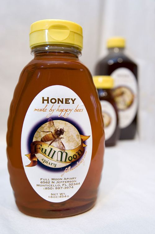 Black Mangrove Honey