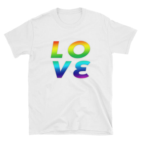 Love Tropical - Short-Sleeve Unisex T-Shirt - tingzapparel