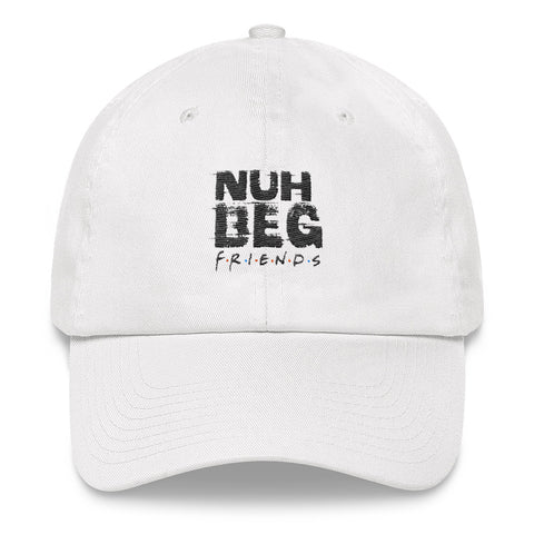 Nuh Beg Friends - Dad hat - tingzapparel