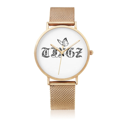 Tingz Office / Casual Watch (Rose Gold) - tingzapparel