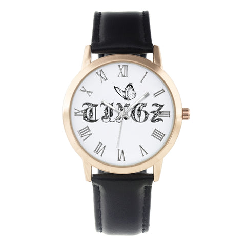 Tingz Office / Casual Watch (Gold) - tingzapparel