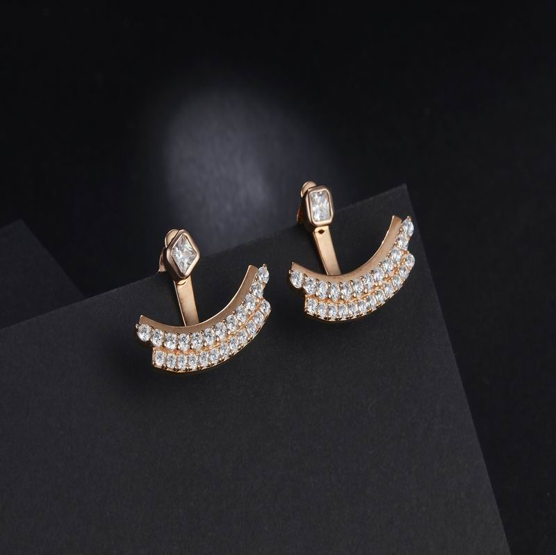 S925 Sterling Silver Cutie Earring (18K Gold Plated)