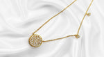 18K Gold Plated Everyday Wear Necklace