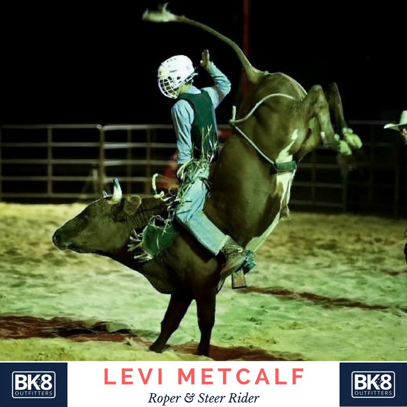 Get to know | Ambassador | Levi Metcalf & Co