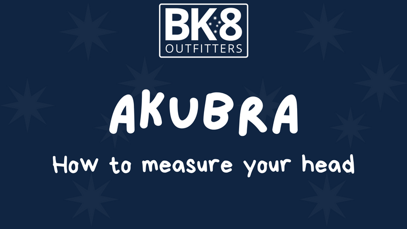 Akubra | Measuring Your Head Size