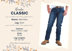 Mens | Jeans | Slim | 34"