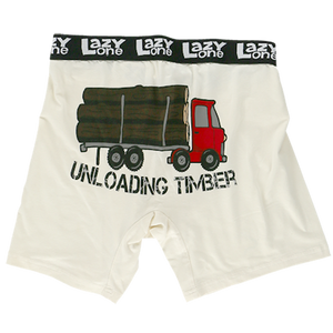Lazy One | Mens | PJ's | Briefs | Unloading Timber - BK8 Outfitters Australia