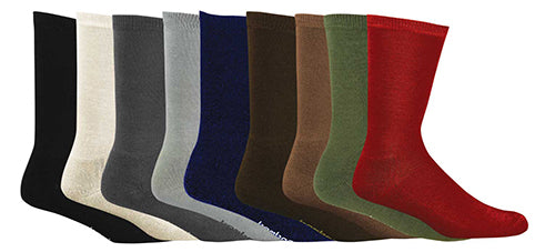 BT | Mens | Socks | Bamboo | Business Socks | Purple
