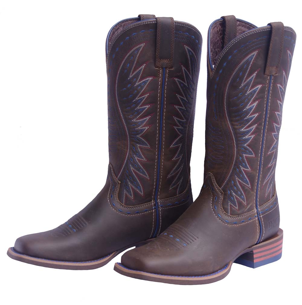 Baxters | Womens | Boots | Toe Square | Dixie - BK8 Outfitters Australia