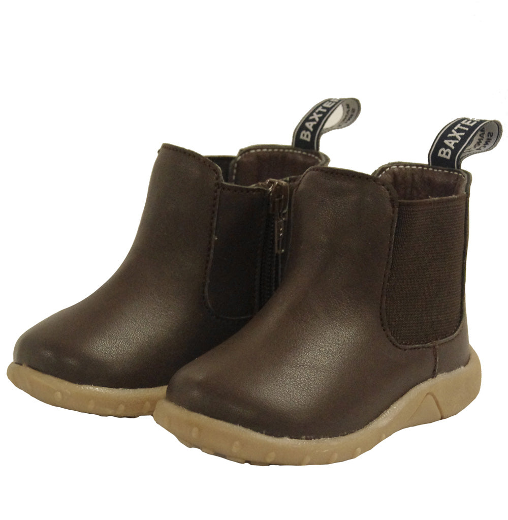 Baxters | Kids | Boots | Brown | Infant