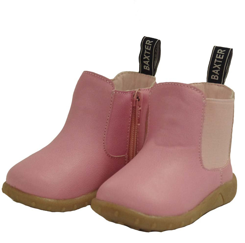 Baxters | Kids Boots | Pink | Infant