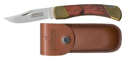 Schrade | Lifestyle | Pocket Knife | Bear Paw | Lockback LB7