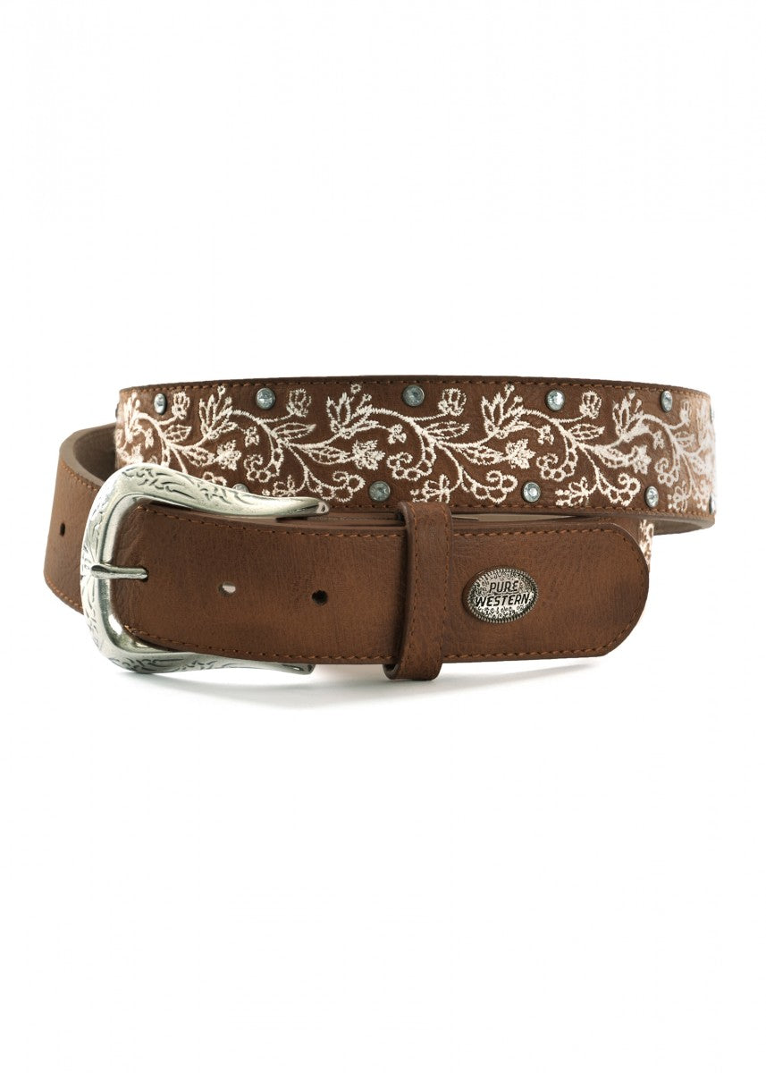 Thomas Cook | Womens | Belt | Prue |Tan