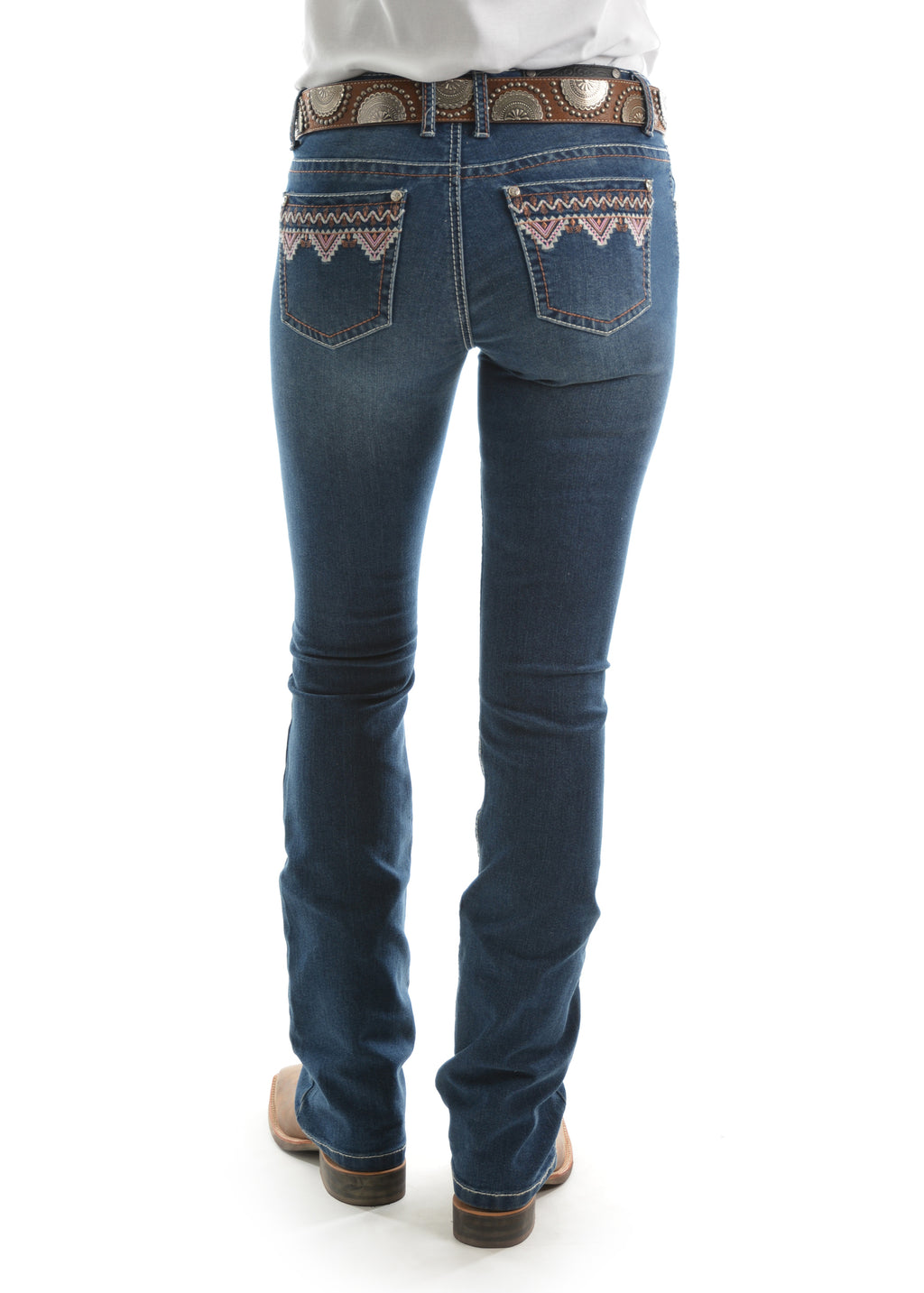 Pure Western | Jeans | Bootcut | Waist Mid | Darcy - BK8 Outfitters Australia