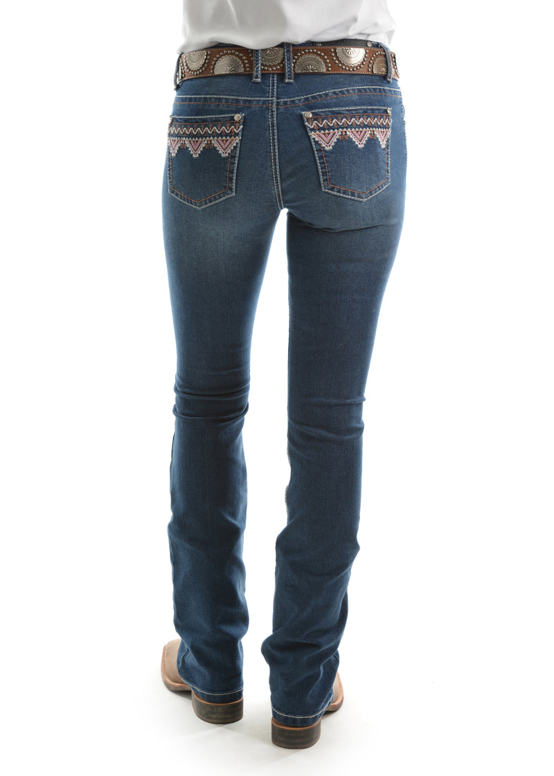 Pure Western | Womens | Jeans | Waist Mid | Bootcut | Darcy - BK8 Outfitters Australia