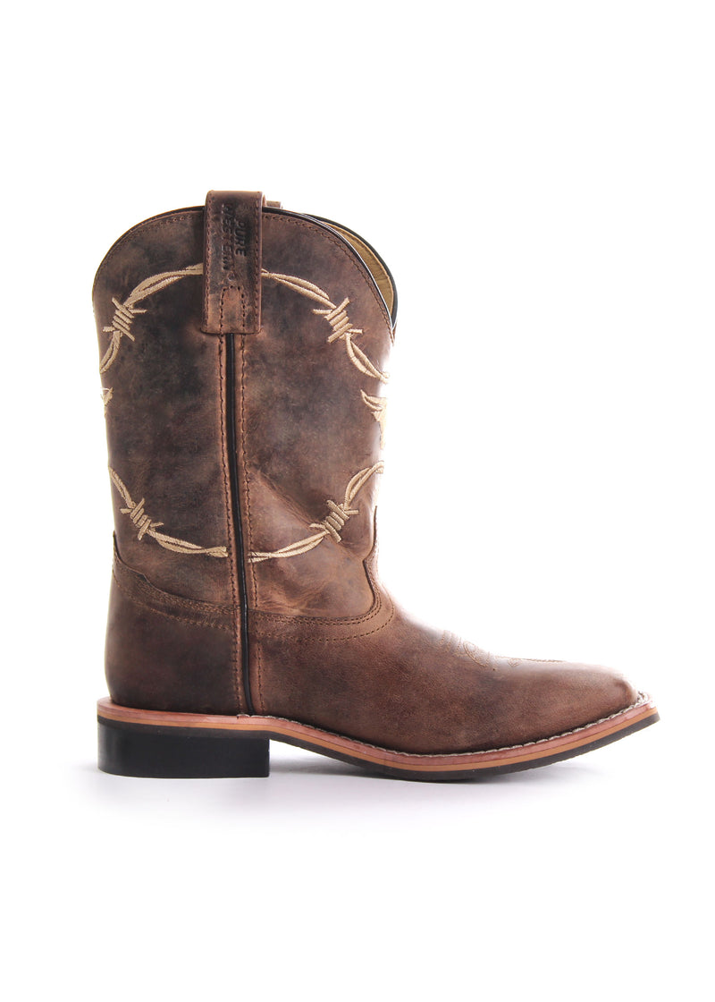Pure Western | Kids | Boots | Toe Square Medium | Kit | Children - BK8 Outfitters Australia