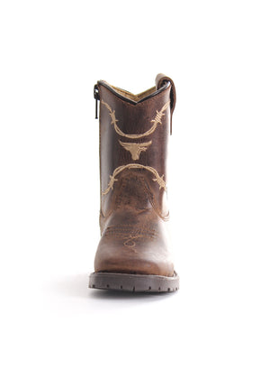 Pure Western | Kids | Boots | Toe Square Medium | Kit | Toddler - BK8 Outfitters Australia