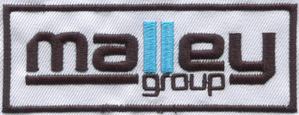 Branding | Malley Group | Embroidery