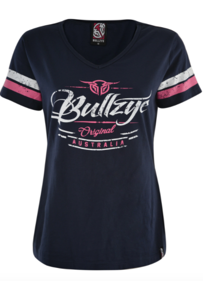 Bullzye | Womens | Tee | Captured