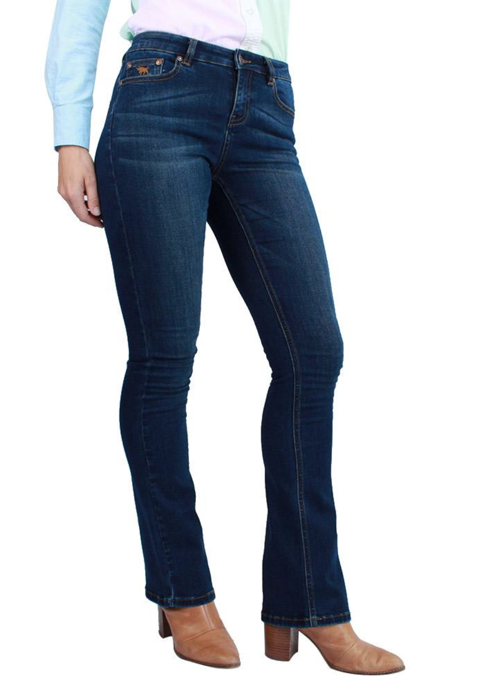 Ringers Western | Womens | Jeans | Waist Mid | Bootcut | 34"
