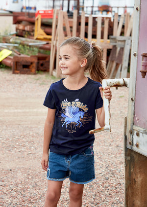 Thomas Cook | Kids | Tee | Raven