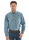 Mens | Shirt | Alpha | Teal