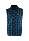 Thomas Cook | Mens | Winter | Vest | Mallard | Blue