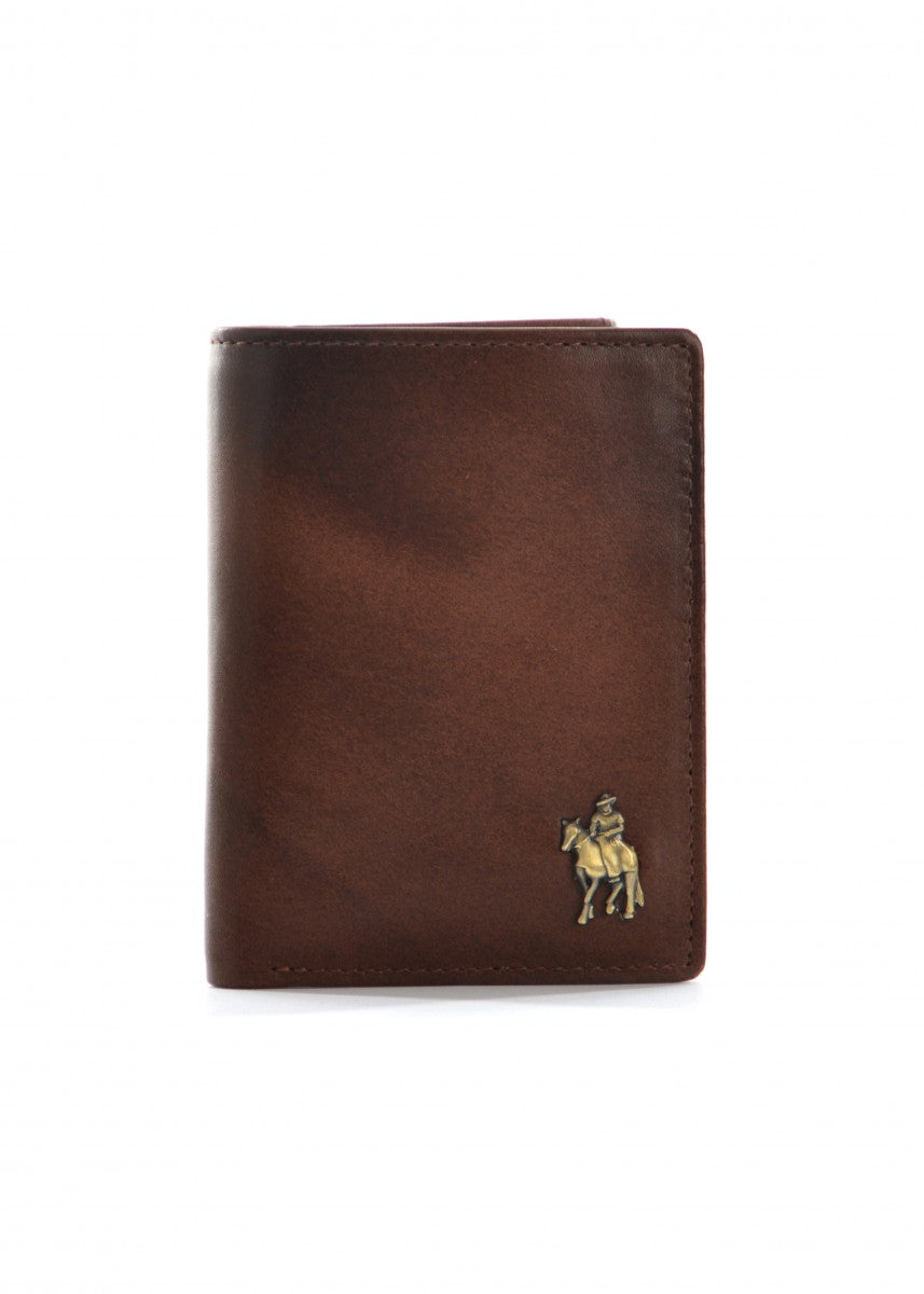 Thomas Cook | Lifestyle | Wallet | Cootamundra | Tri-fold | Tan
