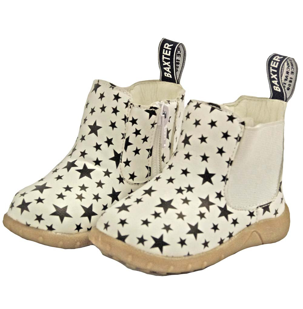 Baxters | Kids | Boots | Stars | Infant