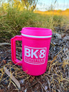 BK8 Outfitters | BK8 | Travel Mug | Pink - BK8 Outfitters Australia