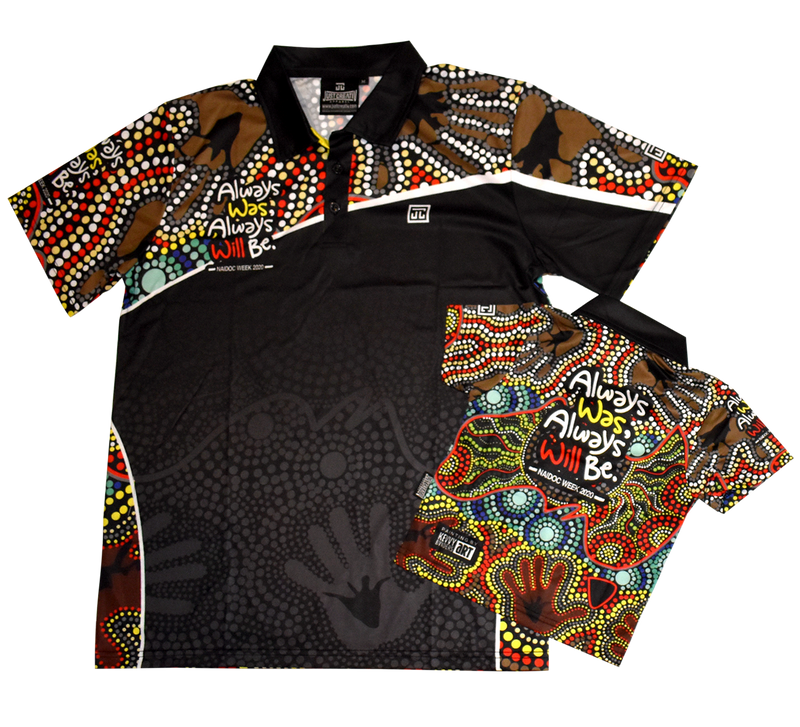 JC | Mens | Polo | 2020 NAIDOC