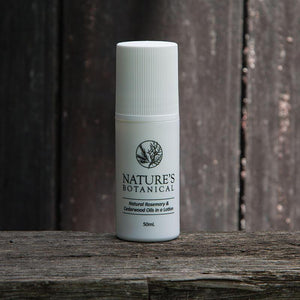 Nature's Botanical Lotion 50ml - BK8 Outfitters Australia