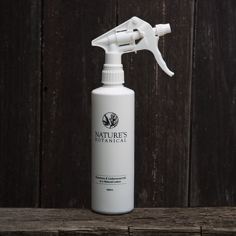 Nature's Botanical | HW | Body | Nature's Botanical | Lotion | Spray | 500ml - BK8 Outfitters Australia