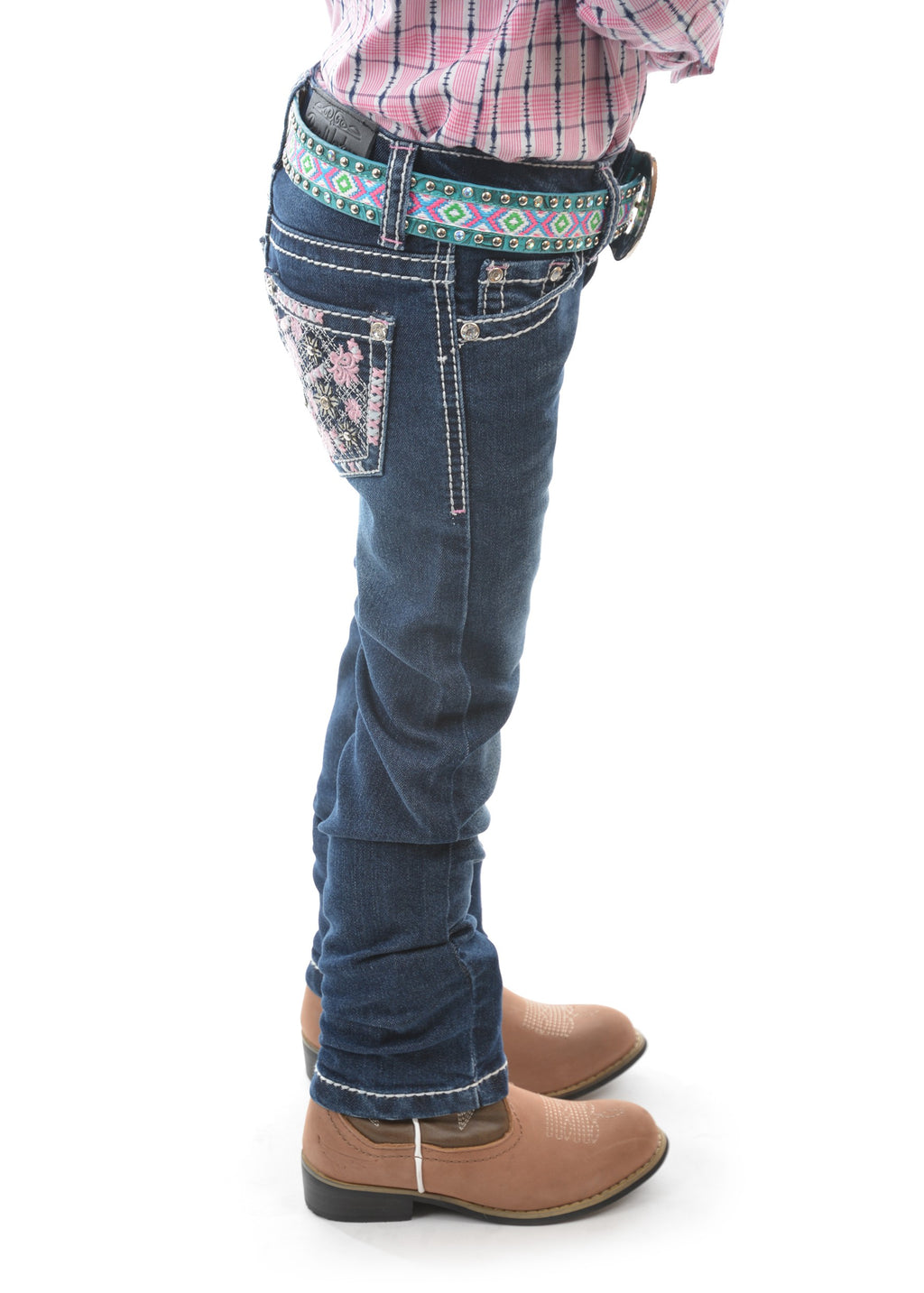 Pure Western | Kids | Jeans | Slim | Betsy - BK8 Outfitters Australia