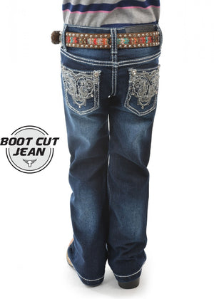 Pure Western | Kids | Jeans | Bootleg | Haley - BK8 Outfitters Australia