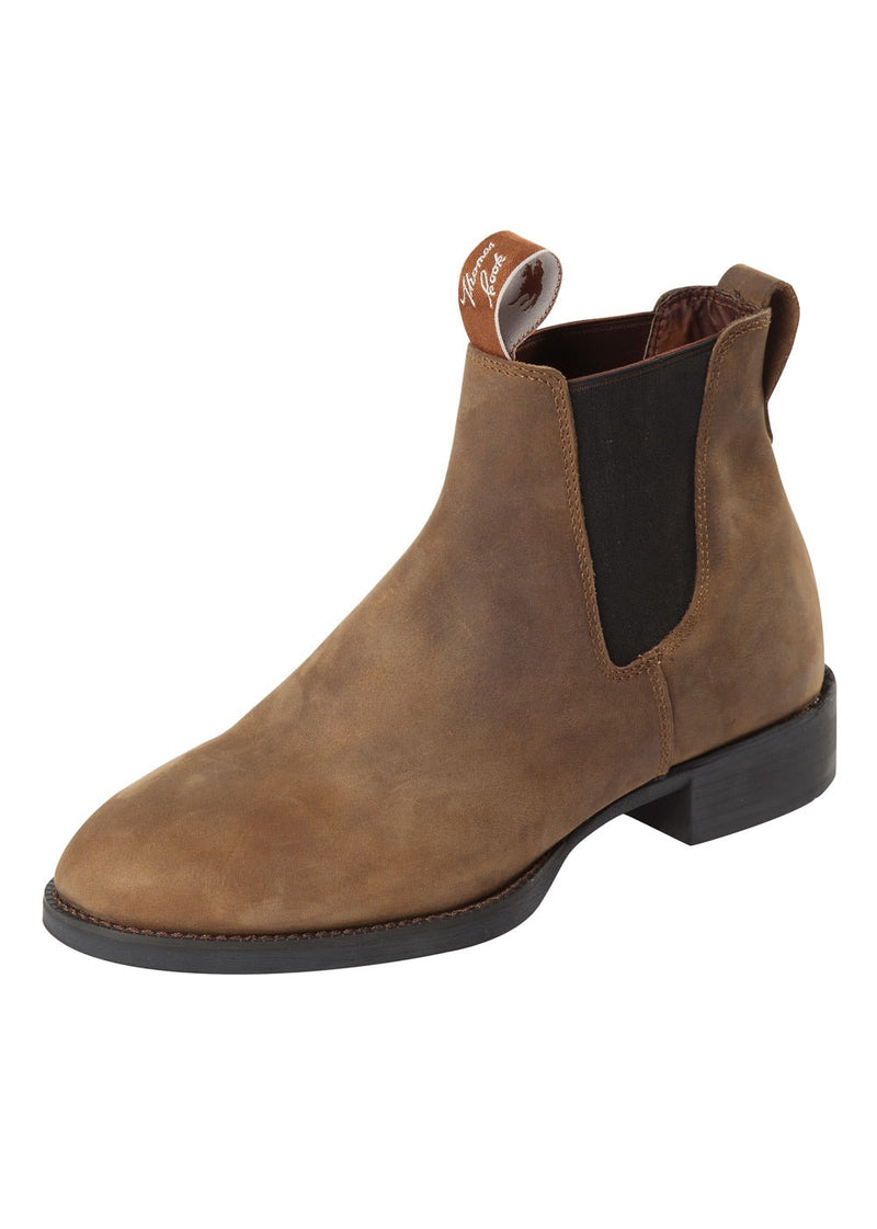 Mens | Boots | Thomas | Elastic Sided | All Rounder